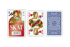 Skat-karte-plave