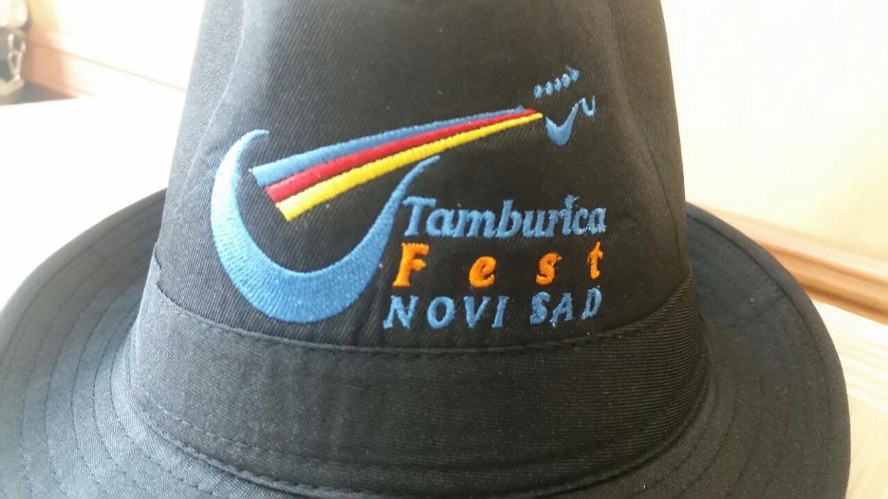Vez na šeširu