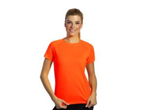 Ženska sportska majica sa raglan rukavima